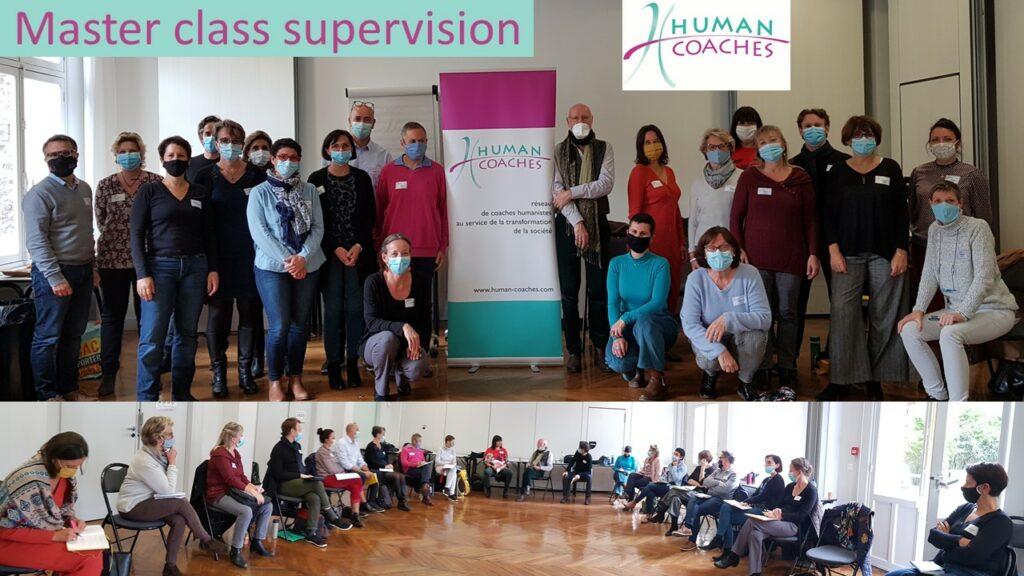Master Class supervision Human Coaches avec Jacques-Antoine Malarewicz