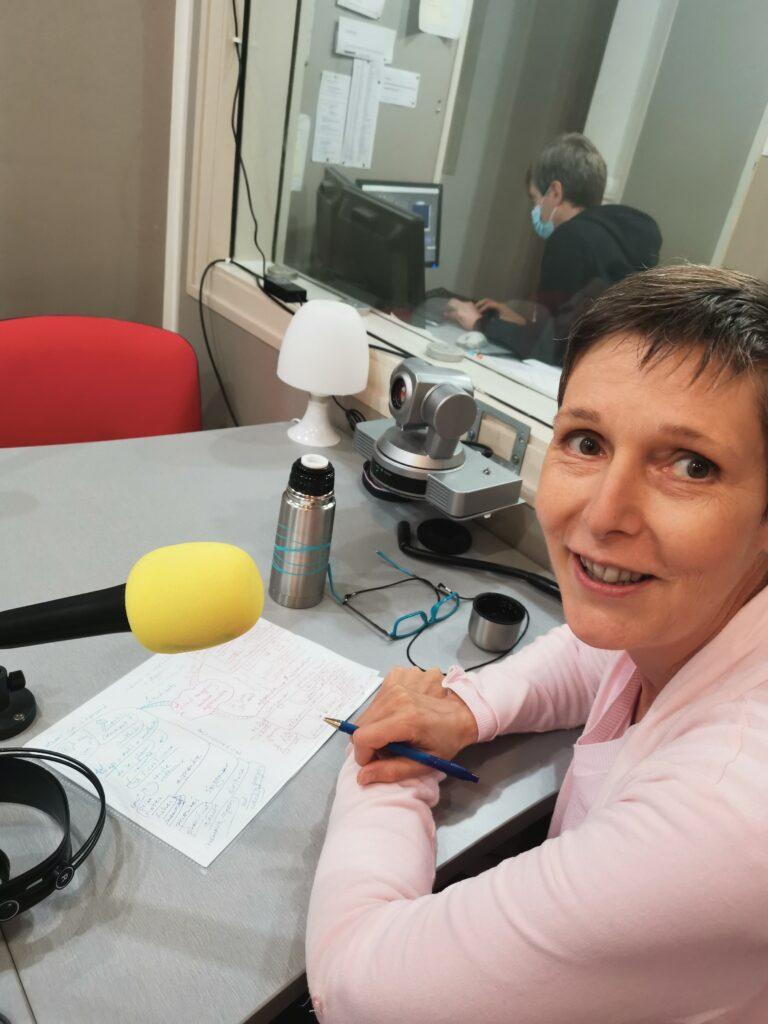 Marianne Perrette et le Mind mapping s ur Fréquence Protestante