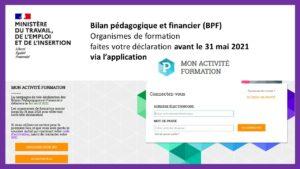 BPF Ministère du travail