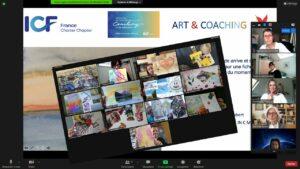 Art & Coaching atelier ICF